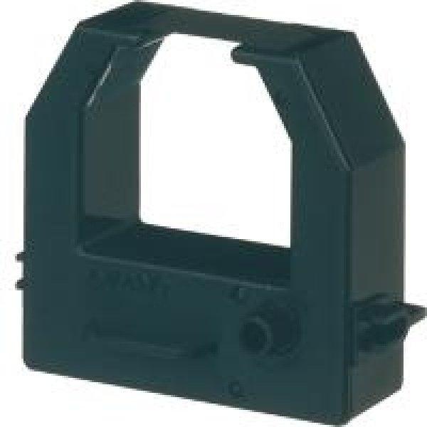 画像1: アマノ(amano)CE-319250 インクリボンカセット 黒色 (1)