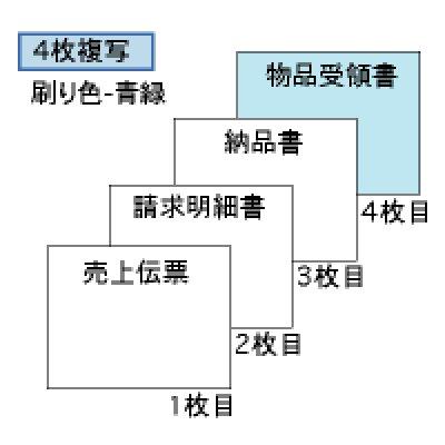画像1: GB997 ヒサゴ(hisago)ドットプリンターサプライ用紙伝票