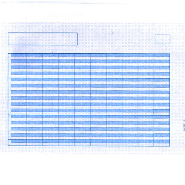 画像1: PA1123F給与明細書単票E PCA給与じまん、ピーシーエー給与専用伝票 (1)